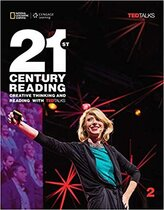 Аудіодиск 21st Century Reading 2 Student Book