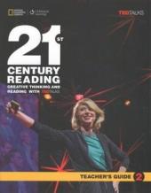 Аудіодиск 21st Century Reading 2 Teacher's Guide