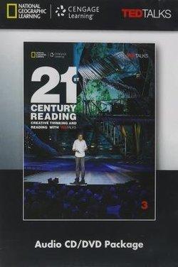 21st Century Reading 3 Audio CD / DVD Package - фото книги