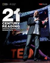 21st Century Reading 4 Audio - фото обкладинки книги