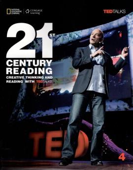 21st Century Reading 4 Audio - фото книги