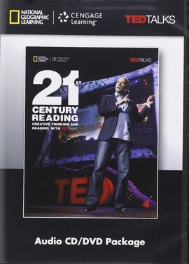 21st Century Reading 4 Audio CD / DVD Package - фото книги