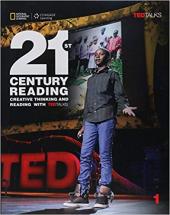 21st Century Reading Student Book 1: Creative Reading and Thinking with TED Talks (Summer School) - фото обкладинки книги