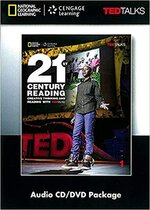 Аудіодиск 21st Century Reading with TED Talks Level 1 Audio CD  DVD Package