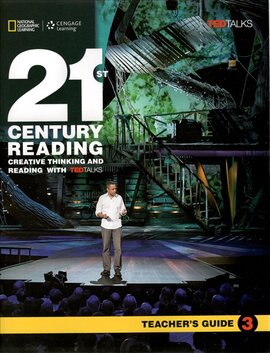 21st Century Reading with TED Talks. Level 3. Teachers Guide - фото книги