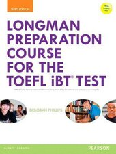 Longman Preparation Course for the TOEFL (R) iBT Test + MyEnglishLab and online access to MP3 files and online Answer Key - фото обкладинки книги