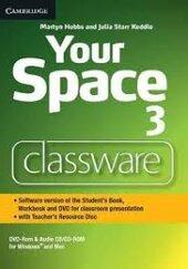 Your Space Level 3. Classware DVD-ROM with Teacher's Resource Disc (програмне забезпечення для роботи за підручником на інтерактивній білій дошці) - фото обкладинки книги