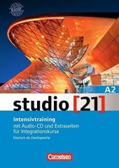 Studio 21 A2. Intensivtraining Mit Audio-CD und Extraseiten fr Integrationskurse (посібник з грам. та лексичної практики) - фото обкладинки книги