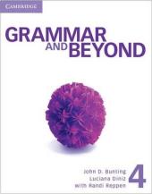 Grammar and Beyond Level 4. Student's Book and Writing Skills Interactive Pack (підручник+письмові завдання онлайн) - фото обкладинки книги