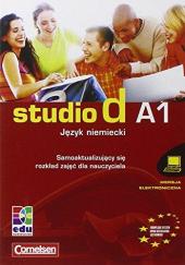 Studio d A1. Diditaler Stoffverteilyngsplaner auf CD-ROM (комп'ютерний диск, який дозволяє розробити плани уроків) - фото обкладинки книги