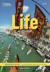 National Geographic Learn Second Edition Life Pre-Intermediate Teacher's Book includes Student's Book Audio and Video Mike Sayer - фото обкладинки книги