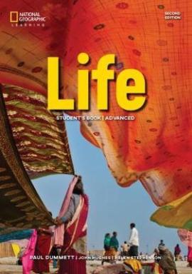 National Geographic Learn Second Edition Life Student's Book Advanced Paul Dummett, John Hughes, Helen Stephenson with App - фото книги