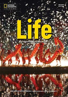 National Geographic Learn Second Edition Life Student's Book Beginner Paul Dummett, John Hughes, Helen Stephenson with App - фото книги