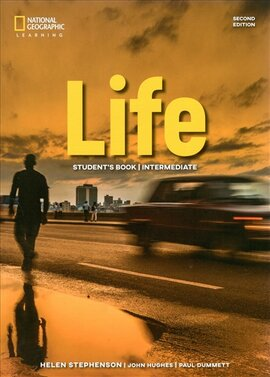 National Geographic Learn Second Edition Life Student's Book Intermediate Helen Stephenson, John Hughes, Paul Dummett with App - фото книги