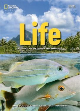 National Geographic Learn Second Edition Life Student's Book Upper-Intermediate Paul Dummett, John Hughes, Helen Stephenson - фото книги