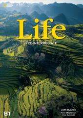 National Geographic Learn Cengage Learning Life Pre-Intermediate Student's Book B1 John Hughes, Helen Stephenson, Paul Dummett with DVD - фото обкладинки книги