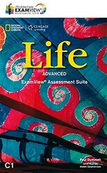 National Geographic Learn Cengage Learning Life Advanced  ExamView Assessment Suite C1 CD-ROM Paul Dummett; John Hughes; Helen Stephenson - фото обкладинки книги