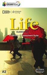 National Geographic Learn Cengage Learning Life Elementary ExamView Assessment Suite A2 Jonh Hughes, Helen Stephenson, Paul Dummett CD-ROM - фото обкладинки книги