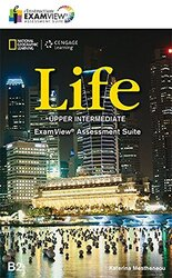 National Geographic Learn Cengage Learning Life Upper-Intermediate ExamView Assessment Suite B2 Katerina Mestheneou - фото обкладинки книги