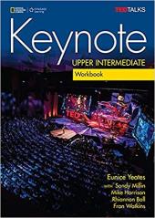 National Geographic Learn Cengage Learning Ted Talks Keynote Upper-Intermediate Workbook Eunice Yeates with Sandy Millin, Mike Harrison, Rhiannon Ball, Fran Watkins with Audio CDs (2)Audio CD - фото обкладинки книги