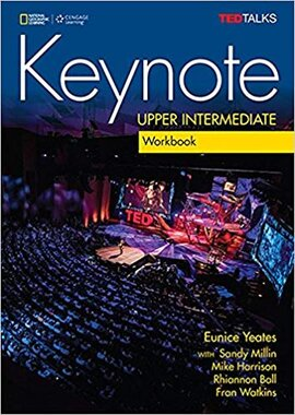 National Geographic Learn Cengage Learning Ted Talks Keynote Upper-Intermediate Workbook Eunice Yeates with Sandy Millin, Mike Harrison, Rhiannon Ball, Fran Watkins with Audio CDs (2)Audio CD - фото книги