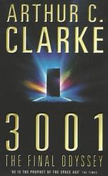 3001: The Final Odyssey - фото обкладинки книги