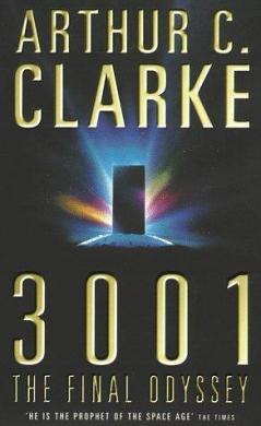 3001: The Final Odyssey - фото книги