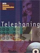 DBC: Telephoning: Master the Key Communication Skills Required in International Business English (Delta Business Communication Skills) - фото обкладинки книги