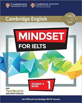 Mindset for IELTS Level 1 Student's Book with Testbank and Online Modules: An Official Cambridge IELTS Course (Cambridge English) - фото книги