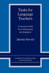 Cambridge Teacher Training and Development: Tasks for Language Teachers: A Resource Book for Training and Development - фото обкладинки книги
