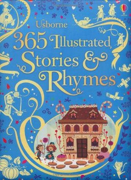 365 Illustrated Stories and Rhymes - фото книги