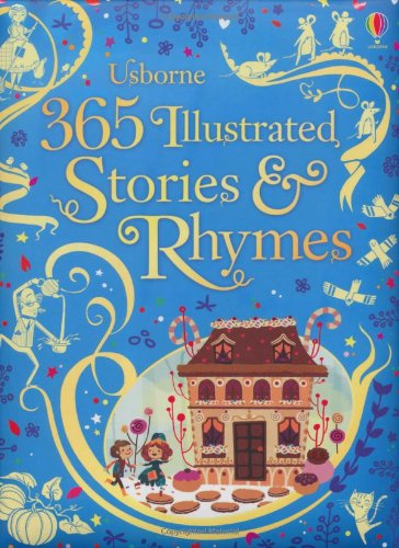 Книга 365 Illustrated Stories and Rhymes