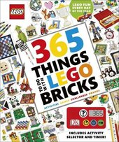 Книга 365 Things to Do with LEGO Bricks