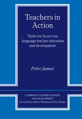 Cambridge Teacher Training and Development: Teachers in Action: Tasks for In-Service Language Teacher Education and Development - фото обкладинки книги