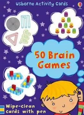 50 Brain Games - фото книги