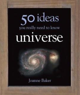 50 Ideas You Really Need to Know: Universe - фото книги