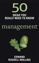 50 Management Ideas You Really Need to Know - фото обкладинки книги