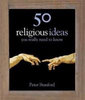 50 Religious Ideas You Really Need to Know - фото обкладинки книги
