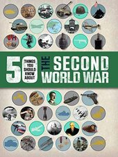 50 Things You Should Know About the Second World War - фото обкладинки книги