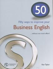 50 Ways to Improve Your Business English - фото обкладинки книги