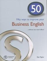 Книга для вчителя 50 Ways to Improve Your Business English