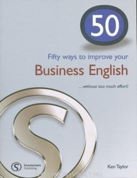 50 Ways to Improve Your Business English - фото книги