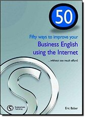 50 Ways to Improve Your Business English Using the Internet - фото обкладинки книги