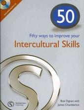 50 Ways to Improve Your Intercultural Skills - фото обкладинки книги