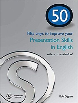 50 ways to improve your presentations skills in English - фото книги