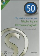 50 Ways to Improve Your Telephoning and Teleconferencing - фото обкладинки книги