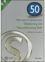 Книга 50 Ways to Improve Your Telephoning and Teleconferencing