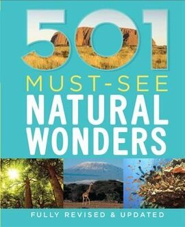 501 Must-See Natural Wonders - фото книги