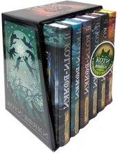 Коти-вояки. Комплект 6 книг. Цикл 2. Нове пророцтво - фото обкладинки книги