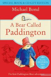 A Bear Called Paddington - фото обкладинки книги